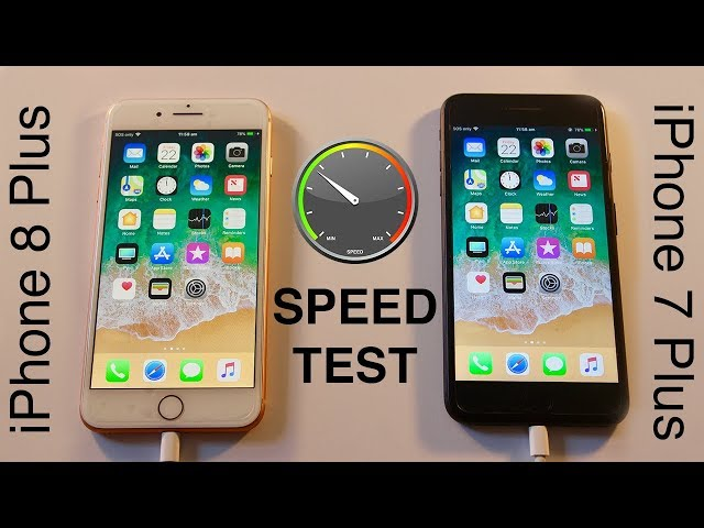 iPhone 8 Plus: How Does It Handle Speed, Durability, Drop