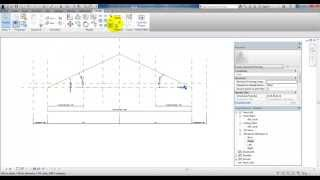 Revit 2014_create A Truss Family - Part 1