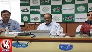 Cold War Between Young IAS And Senior Officials In GHMC | V6 News