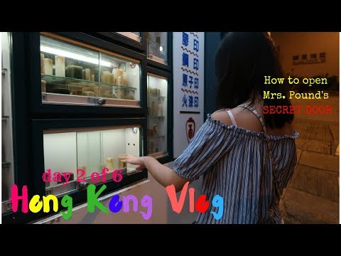Exploring PoHo & Central | Hong Kong Vlog Day #2