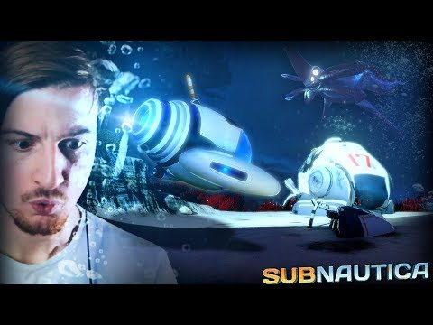 THINGS ARE STARTING TO GET SCARY.. || Subnautica (Part 2) Full Release