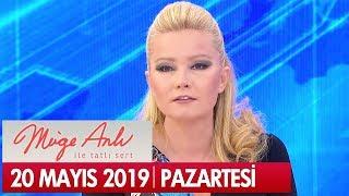 Müge Anlı ile Tatlı Sert 20 Mayıs 2019 - Tek Parça