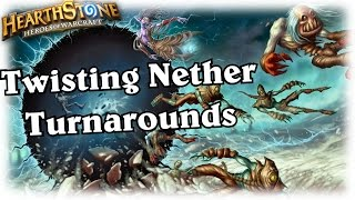 Twisting Nether Madness ~ Hearthstone Heroes of Warcraft Blackrock Mountain with WOWHOBBS
