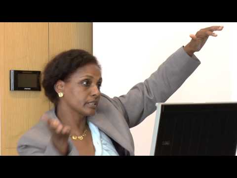 "Segenet KELEMU: ""Contribution of icipe in agricultural transformation"""