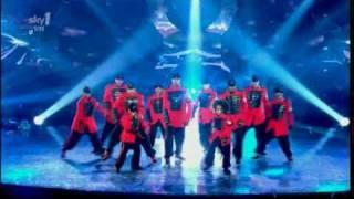 Diversity - Got to Dance Live Final