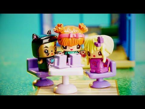 Discover My Mini MixieQ's Cube-tastic World | My Mini MixieQ's | Mattel