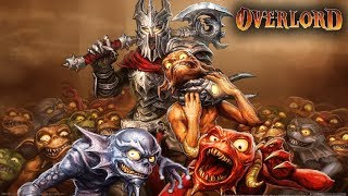 [18+] Шон играет в Overlord (PC, 2007)