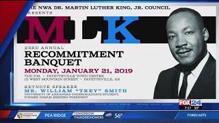 Fox 24 News at 7: MLK Day Celebrations in NWA
