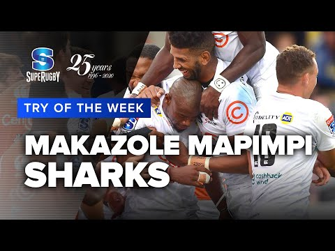 TRY OF THE WEEK | Super Rugby 2020 Rd 2