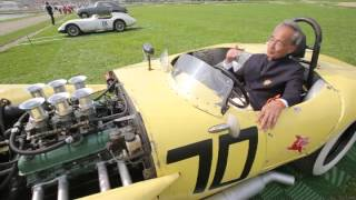 Old Yeller II Interview at Chantilly