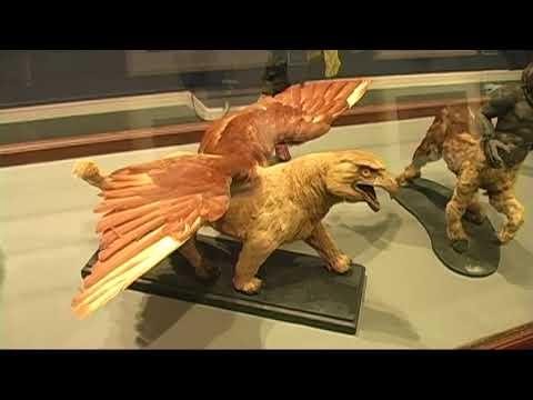 Ray Harryhausen ExhibitScience Museum Oklahoma  Part Two