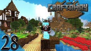 Things To Do on Craftaway (Taking a Break) | Craftaway | Ep28 | Minecraft SMP