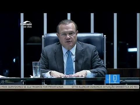 TV Senado ao vivo - Sessão Deliberativa