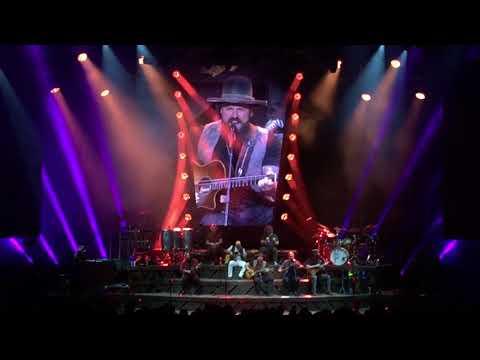 Zac Brown Band - On This Train - Saratoga Sep 2 2017