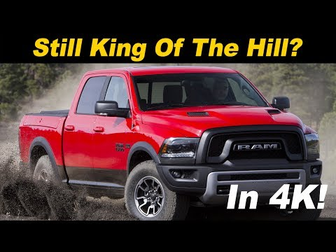 2017 RAM 1500 Review and Road Test In 4K UHD!