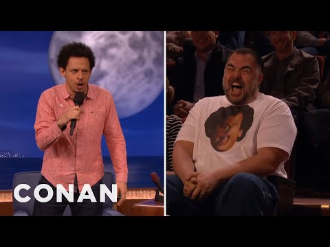 Eric Andre's HILARIOUS Monologue  - CONAN on TBS