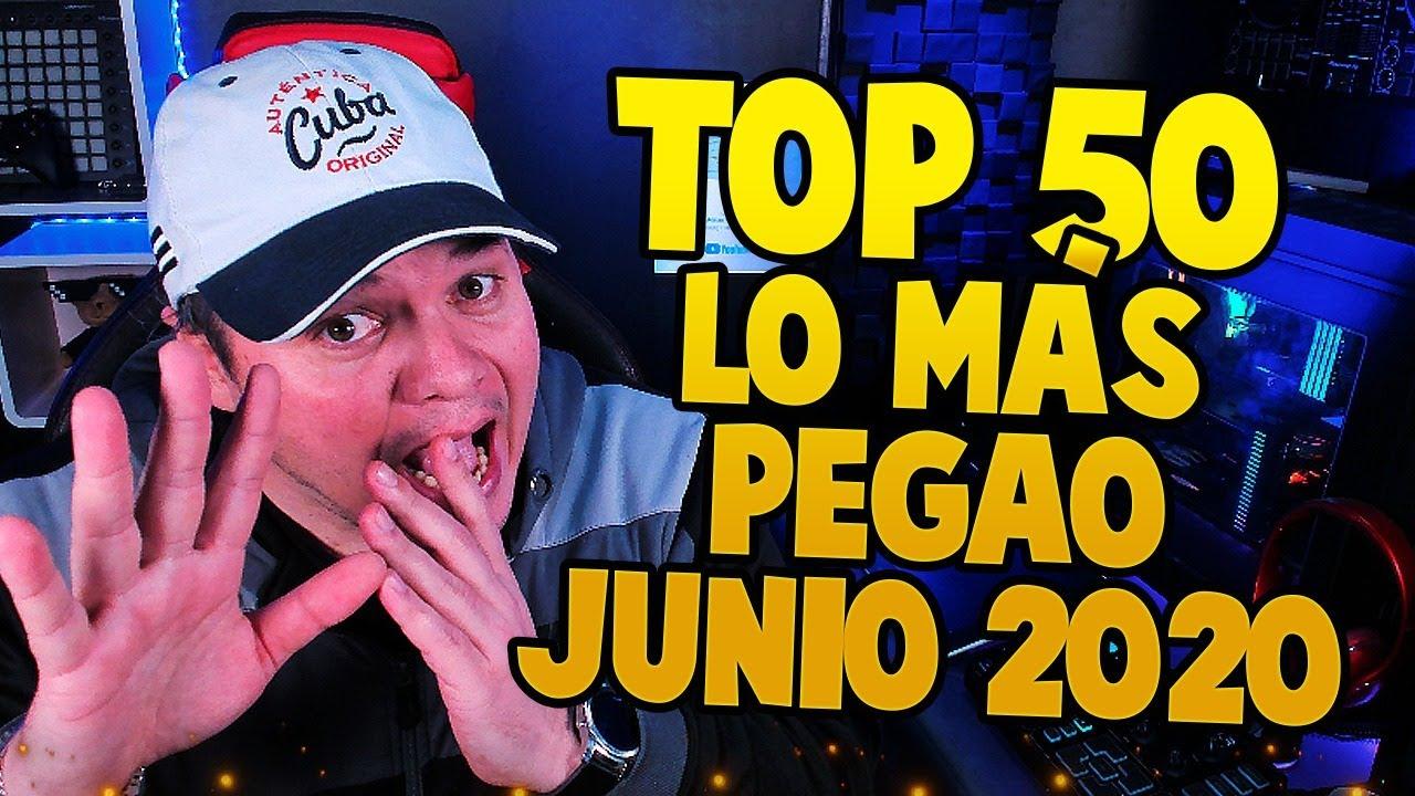 Top 50 !!! 🔥 Lo Más Pegao De La Música Urbana Cubana Junio 2020
