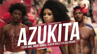 Video AZUKITA- Steve Aoki, Daddy Yankee, Play-N-Skillz & Elvis Crespo/ CHOREOGRAPHY | Ramana Borba download MP3, 3GP, MP4, WEBM, AVI, FLV November 2018