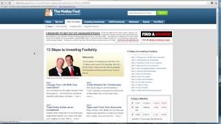 Best Free Stock Investing Websites
