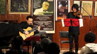 Adiós Nonino アディオス・ノニーノ 飯泉昌宏(ギター)&専光秀紀(バ...