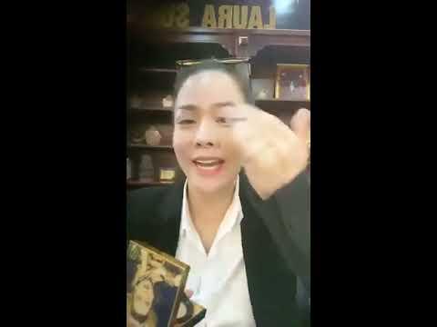 Nhật Kim Anh hướng dẫn make-up trong vòng 1 nốt nhạc với phấn nước (Cushion) Laura Sunshine
