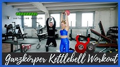 #Kettlebell #Workout Full Body für zuhause mit Siggi und Mareike Spaleck