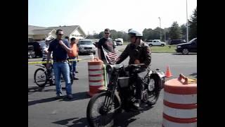 Motorcycle Cannonball Run 2010.wmv