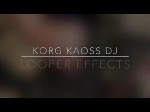Korg Kaoss DJ Looper Effects