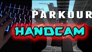 HANDCAM AUF ROBLOX PARKOUR!!!!!