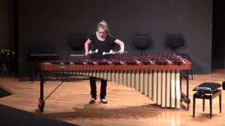 Tambourin Paraphrase - Keiko Abe - Kaja Wlostowska - marimba