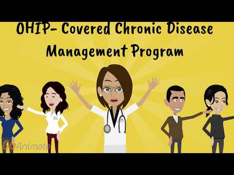 Mindful Medicine: OHIP-Covered Chronic Disease Management
