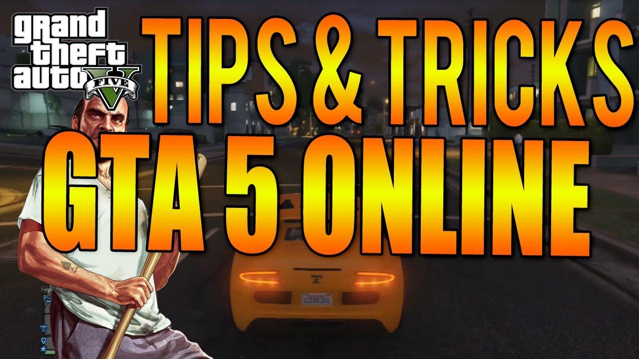 Gta 5 Online Tips