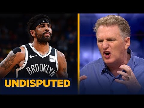 Kyrie Irving has brought negative attention upon himself  Michael Rapaport | NBA | UNDISPUTED