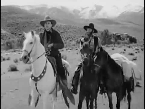 1937 SING, COWBOY, SING  Tex Ritter, Louise Stanley  Full movie