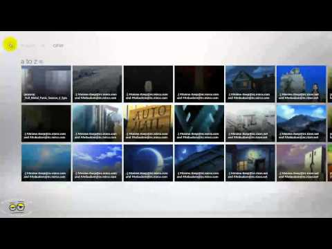 Windows 8 Consumer Preview Video  Music App Review