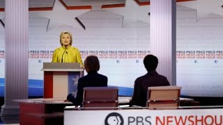 PBS NewsHour Democratic Debate: The Worst Line Was...