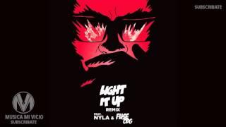 MUSICA MI VICIO - Major Lazer - Light It Up (feat. Nyla &amp Fuse ODG) [Remix] (Official M ...