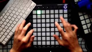 It's Alright   Matt and Kim   Buick Commercial   Launchpad Pro Cover