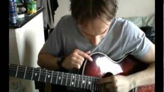 Hunters Moon Andy Mckee Tutorial Lesson (Whole Song) Part 1