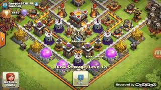 [Ocenianie wiosek top PL] Clash of Clans #1