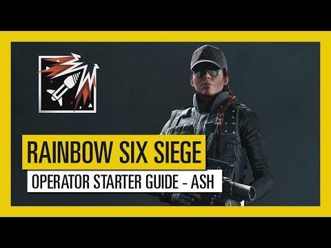 Tom Clancy?s Rainbow Six Siege ? Operator Starter Guide Ash
