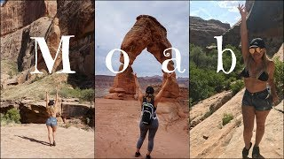 Travel Vlog   Moab Utah