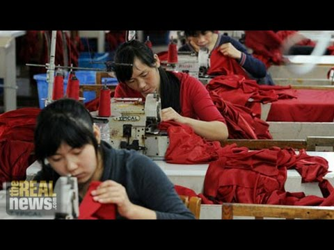 Concentration of Wealth in China Keeps Wages Low
