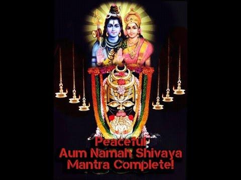 Aum namah shivaya mantra free download