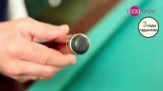 видео Кий Чухно 2ч Консул 6+4 Эбен/Сатин с гравировкой в Москве. Купить по цене 56000 р.