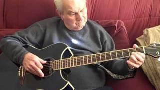 Jasper Bowman (88 Yrs Old) Plays A Lick!