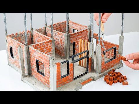 Как Строят Потрясающие Модели Домов