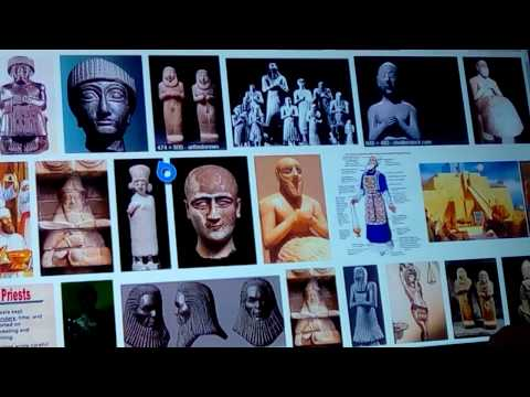 Sumerians, Egyptian connections: Early Dynasty Fertile Crescent 2018 NEW