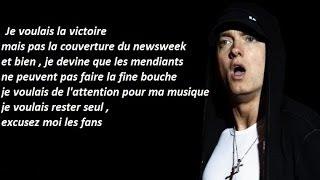 Eminem (feat.Rihanna) - The Monster, traduction française