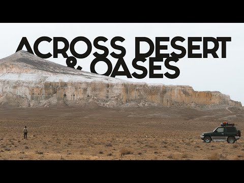 Overland Chapter 3: Across Desert and Oases